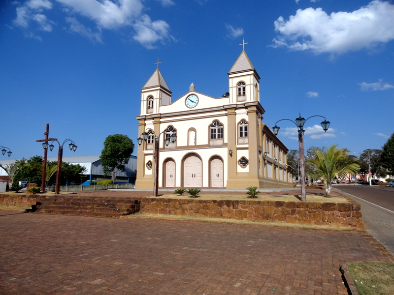 Igreja Matriz Atual