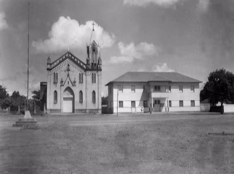 Igreja São Francisco - 1960