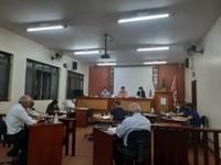 Aprovação de abertura de crédito para projeto de execução de obras da Estrada de Carmo do Paranaíba à Serra do Salitre