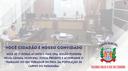 CÂMARA MUNICIPAL RETORNA DO RECESSO EM REUNIÃO ORDINÁRIA HOJE, 08 DE AGOSTO