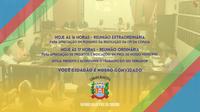 CONVITE - DUAS REUNIÕES ACONTECEM NA TARDE DE HOJE 29/08