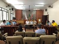 Mesa Diretora promove reunião entre vereadores e servidores da Câmara