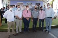 Poder Legislativo participa de inauguração do Pronto Socorro Municipal Terezinha Moreira Marra em Patrocínio/MG