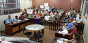 Sétima Reunião Ordinária de 2019 aconteceu com grande presença de servidores no plenário.