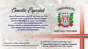 Sétima Reunião Ordinária da Câmara Municipal acontecerá nesta quinta, 09 de Maio