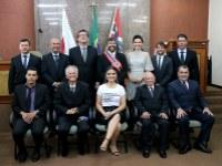 Vereadores e Prefeito são empossados em Carmo do Paranaíba