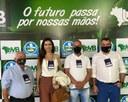 Vereadores representam Carmo do Paranaíba na XX Marcha dos Legislativos Municipais