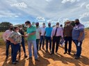 Vereadores visitam área de preservação ambiental